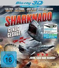 Sharknado - Shark Storm (Real 3D) [Blu-ray] von Anth... | DVD | Zustand sehr gut