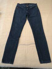 FOREVER 21 XXI Dark Blue Jeans - Stretch - Skinny - Size 24