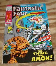 Fantastic Four #111 near mint 9.4