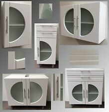 Moderne Badmöbelsets aus MDF -/Spanplatten in Holzoptik
