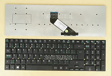 NEW For ACER Aspire Q5WV1 VA70 Z5WE1 Z5WE3 V5WE2 Keyboard Canadian Clavier Black