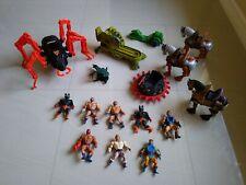 Original Vintage 1980's Masters of the Universe / He-Man.. Huge Lot