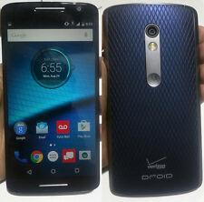 Motorola Droid Maxx 2 - 16GBDeep Sea Blue (Verizon) (XT1565) 9/10 Unlocked