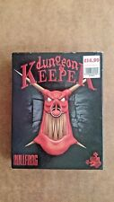 Dungeon Keeper (PC, 1997) - Big Box Edition - Europeon Version