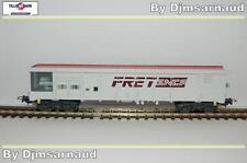 Wagon Tombereau à Bogies Type T19 FRET SNCF TILLIG - 76616 - Ech HO
