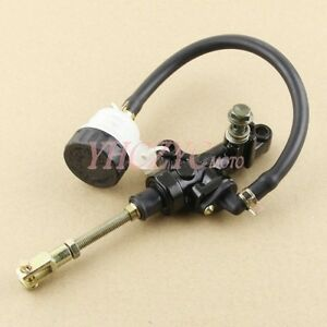 Rear Brake Master Cylinder Set for Yamaha TDM850 91-01 YZF R1 98-06 R6 99-05