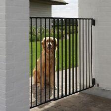 Divisorio Cancelletto cancello da esterno regolabile per animali cane + omaggio