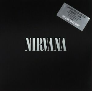 Nirvana - Nirvana - New Audiophile 45 RPM Vinyl 2LP + MP3(96kHz 24-bit Audio)