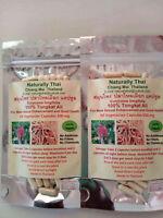Naturally Thai - Organic Tongkat Ali - 500mg x120 Capsules - Eurycoma longifolia