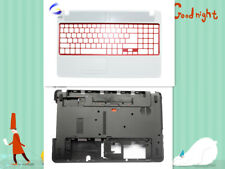 New For Gateway NV52L NV56R NE56R Palmrest Upper Case & Bottom Case Cover Red