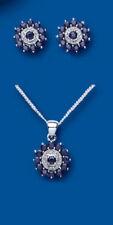 Conjuntos de joyas con diamantes o gemas diamante