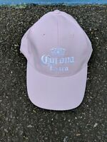 Pink Corona Extra Beer Baseball Cap Hat OFFICIALLY LICENSED One Size BRAND NEW