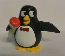 Disney Toy Story Wheezy Pvc Figure Clean Rare Microphone Penguin