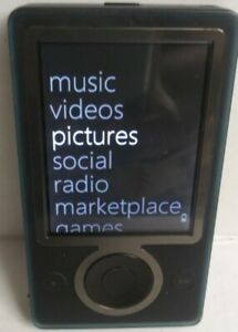 Microsoft Zune  ( 30 GB ) Digital Media Player with charger