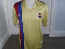 BARCELONA 1984 - 89 Away Shirt