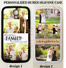 LOVE FAMILY PHOTO COLLAGE CUSTOMIZE PHONE CASE FOR SAMSUNG GALAXY S9 S8 NOTE 9 8