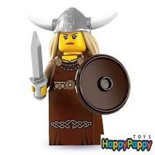 Lego 8831 Minifigur Serie 7 #13 Wikingerin Neu und ungeöffnet / New / Sealed