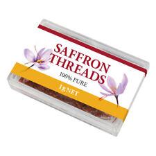 Pack of 5x1g Chef's Choice Premium Saffron Threads 1g