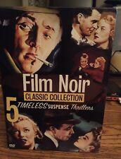 Film Noir Classics Collection - Vol. 1 (DVD, 2004, 5-Disc Set)