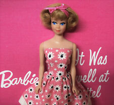 YES IT'S VINTAGE! 1964 Barbie friend MIDGE BLONDE DOLL ByApril