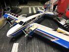 Hobbico Ready To Fly TWINSTAR twin Engine Rc Nitro .25 Airplane