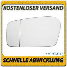 Spiegelglas für LANCIA ZETA 1995-06/2002 links Fahrerseite asphärisch