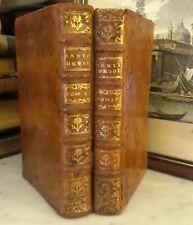 ° Rel.XVIII° 2 vol.- L'Antiquité dévoilée par ses usages, Amsterdam, 1766