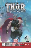 Thor God of Thunder #1 (2012) Marvel Comics