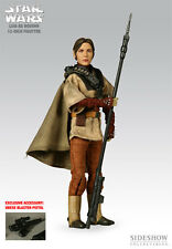 Star Wars Princess Leia as Boushh Sideshow Collectibles *Exclusive Edition* MIMB