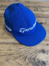 Taylormade Blue Snapback Hat/cap - M1/TP5