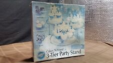 Wilton Cakes 'N More 3 Tier Cake Stand Stock No. 307-859