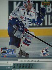 12 Chris straube Adler Mannheim del 2000-01