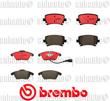 Brembo  Front & Rear Brake Pad Set  for Audi,Volkswagen