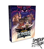 Limited Run #274: Mercenary Kings SteelBook Edition (PS4) Brand New SEALED