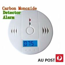 CO Carbon Monoxide Poisoning Gas Sensor Alarm Detector AU stock JKD602
