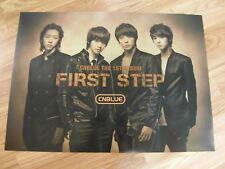CNBLUE - FIRST STEP [ORIGINAL POSTER] K-POP *NEW*