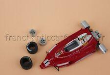 ZK Voiture course Ferrari F1  312 T N°1 Niki Lauda 1/43 Miniatures Chateau Heco