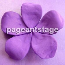 Super Stretch Flower for National Pageant Dress PURPLE