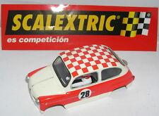 SCALEXTRIC SPAIN ALTAYA CARROCERIA SEAT 600  #28  MINT