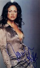 Jennifer Lopez w/reproduction signature archival quality,  002