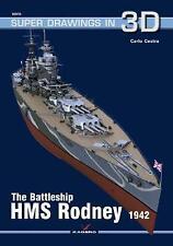 The Battleship HMS Rodney - 9788366148284