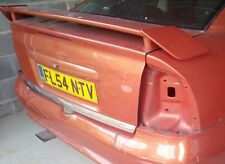 Vauxhall Astra Mk4/G Coupe Bootlid in Z3XU