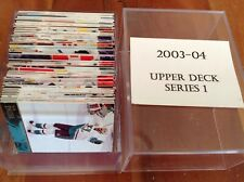 NHL Ice Hockey Cards. Upper deck Series 1. 2003/4. 147 Cards