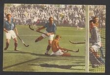 Field Hockey Scarce 1954 Sports Card from the Netherlands #46