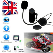 800M Bluetooth Motorbike Motorcycle Helmet Intercom Interphone Headset Headphone