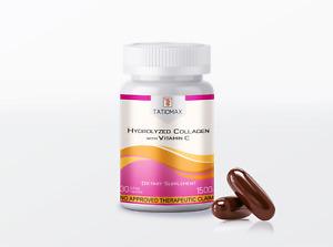 Tatiomax Hydrolyzed Collagen with Vitamin C