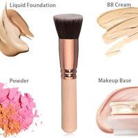 Pro Pinceau Brosse Maquillage Fard Joue Poudre Visage Fond De Teint Blush Powder