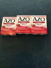 *3-Pack of 50ct* Azo Cranberry Urinary Tract Supplement! UTI Treatment & Prevent