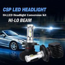 H4/HB2/9003 500W Hi-Lo Beam LED Headlights Bulbs Cool White 6500K Fog Lamps HID