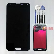 LCD Display + Touch Screen Digitizer for Samsung Galaxy S5 i9600 G900A Black